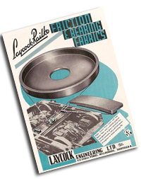 Laycock Railway Bearings Catalogue